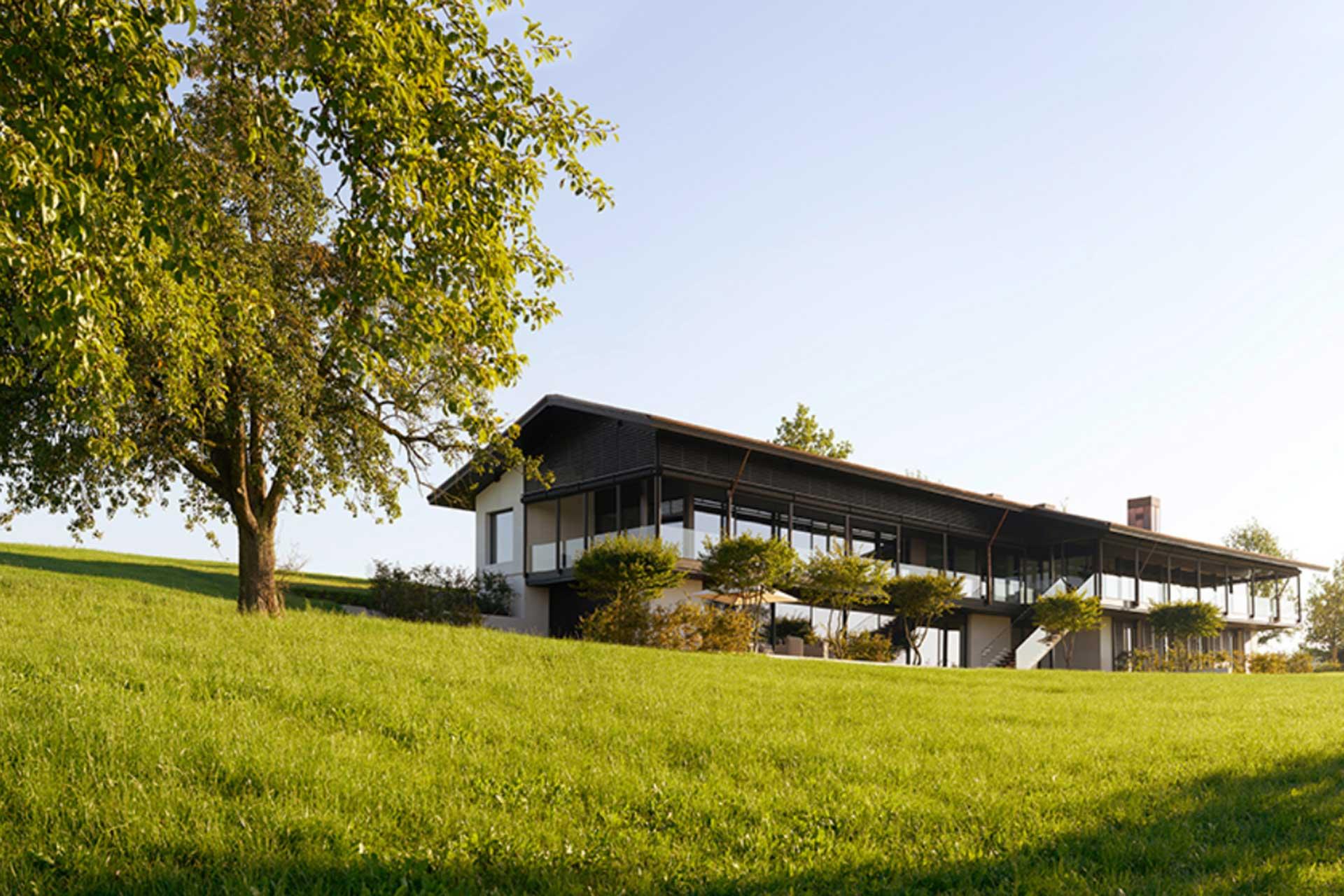 Neubau Wohnhaus Horlachen